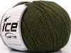 Wool Cord Sport Khaki