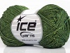 Viscosa Stella Irridescent Green
