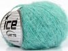 Kid Mohair Fine Emerald Green