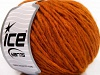 Etno Alpaca Dark Orange
