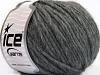 Wool Cord Aran Grey