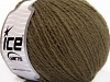 Wool Light Khaki
