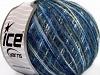 Wool Cord Sport Blue Shades