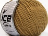 Acryl Cord Worsted Light Camel