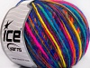 Flamme Wool Light Rainbow