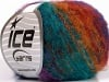 Kid Mohair Fine Rainbow