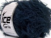 Eyelash Wool Dark Navy