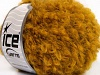Boucle Mohair Worsted Dark Gold