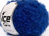 Boucle Mohair Worsted Blue