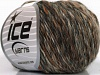Magic Wool Worsted Grey Shades Brown Shades