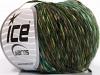 Magic Wool Worsted Green Shades