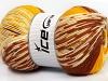 Jacquard Wool Yellow Cream Copper