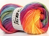 Self-Striping Yarns