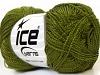 Etamin Dark Olive Green