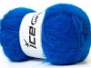 Mohair Dark Blue