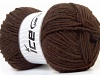 Zerda Alpaca Dark Brown