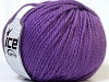 Alpaca Bulky Purple
