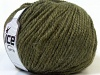 Alpaca Bulky Dark Green