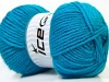 Zerda Alpaca Light Blue