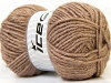 Zerda Alpaca Light Brown