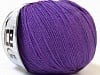 Baby Merino Purple