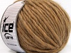 Pure Wool Superbulky Light Camel