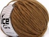 Pure Wool Superbulky Brown