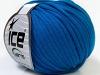 Tube Cotton Bright Blue
