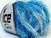 Eyelash Colorful Blue Shades