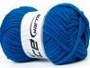 Felt Virgin Wool Blue