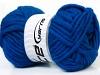 Felt Virgin Wool Royal Blue