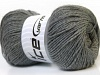 Wool DeLuxe Grey Melange