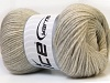Wool DeLuxe Light Grey Melange