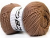 Wool DeLuxe Camel Brown