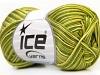 Almina Cotton Color Green Shades