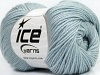 Baby Merino Deluxe Light Grey