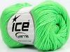 Baby Merino Deluxe Fluorescent Green