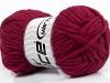 Felt Virgin Wool Dark Fuchsia