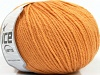 Pure Wool Light Orange
