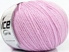 Pure Wool Light Lilac