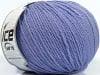 Pure Wool Lilac