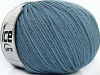 Pure Wool Light Blue
