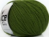 Pure Wool Green