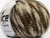 Twinkle Wool Gold Cream Brown