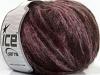 Twinkle Wool Red Maroon Lilac