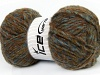 Harmony Mohair Turquoise Brown Shades Blue