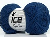 Cotton Bamboo Blue