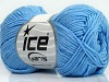 Cotton Bamboo Light Blue