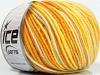 Superwash Merino Yellow Shades