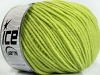 Superwash Merino Light Green